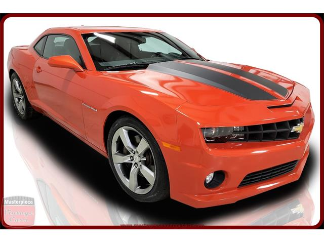 2012 Chevrolet Camaro SS (CC-1293870) for sale in Whiteland, Indiana