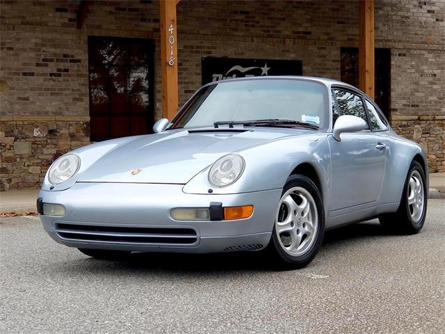 1995 Porsche 911 Carrera (CC-1293871) for sale in Oakwood, Georgia