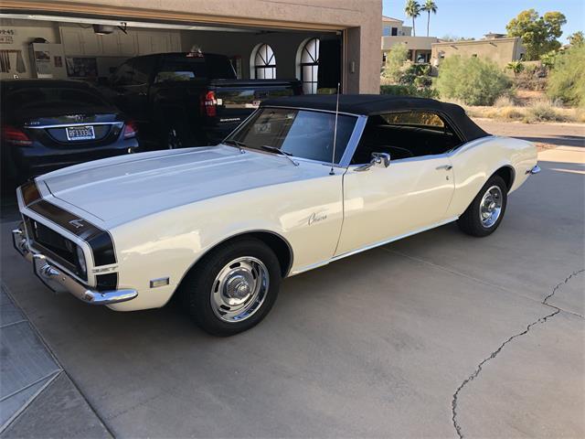 1968 Chevrolet Camaro (CC-1293884) for sale in Fountain Hills , Arizona