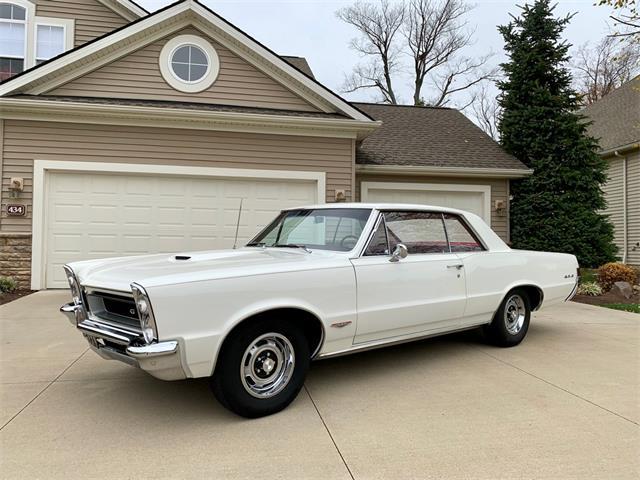 1965 Pontiac GTO (CC-1293888) for sale in NORTH ROYALTON, Ohio