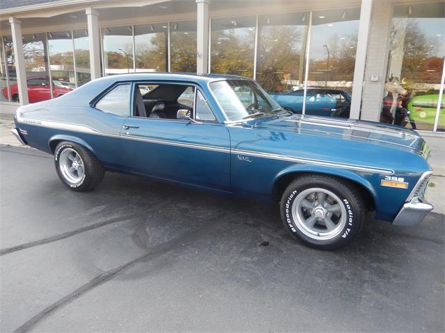 1971 Chevrolet Nova (CC-1293891) for sale in Clarkston, Michigan