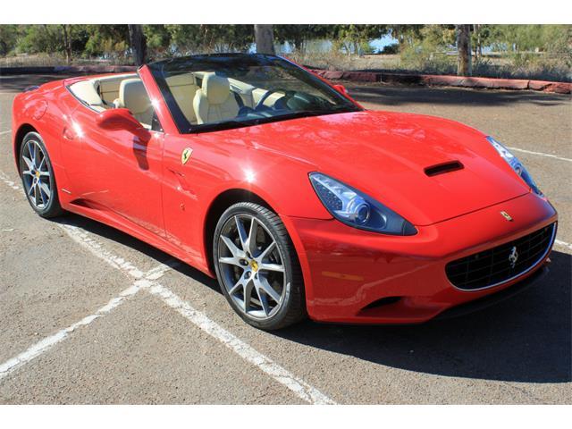 2010 Ferrari California (CC-1293897) for sale in SAN DIEGO, California