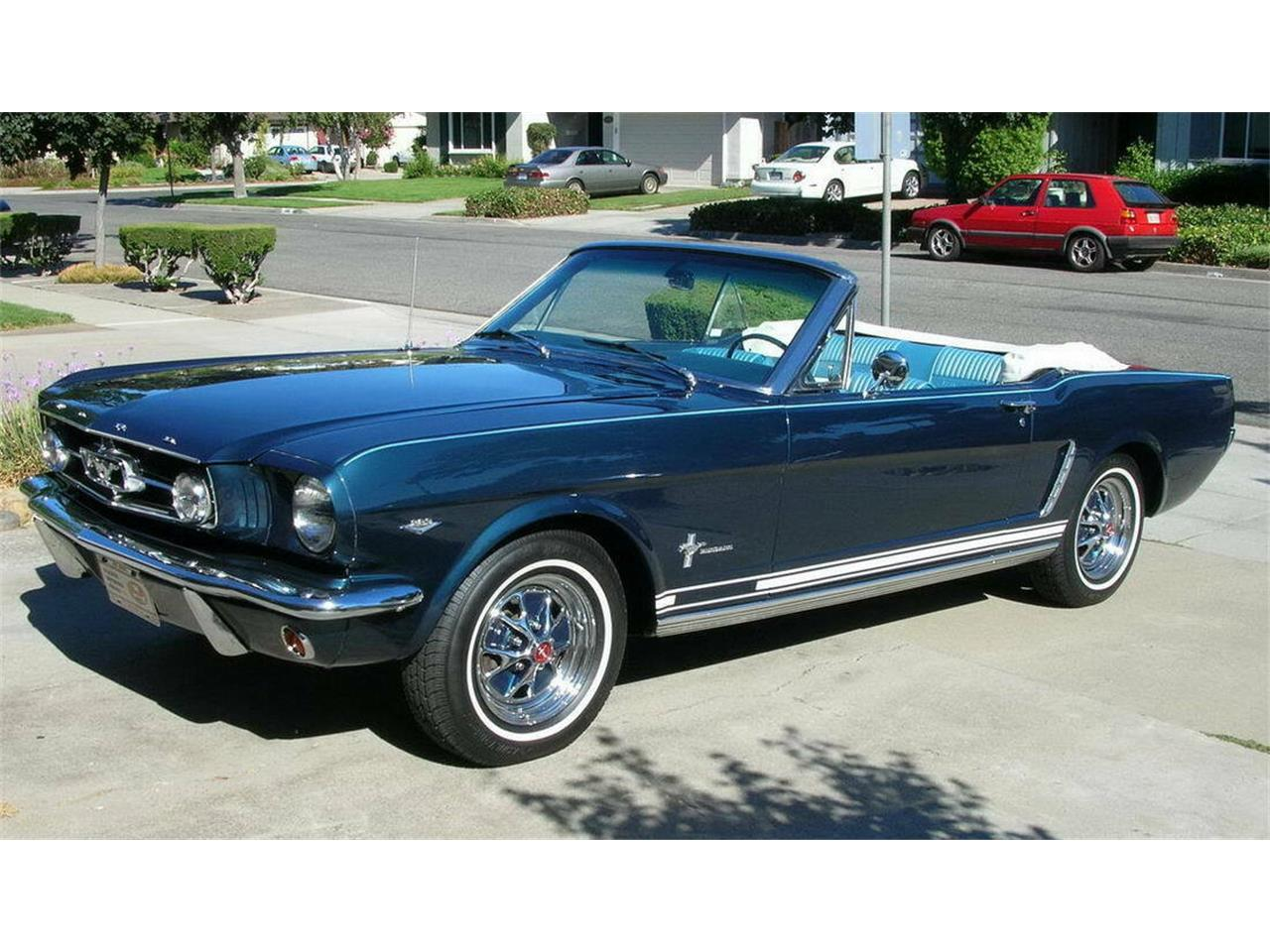 1966 Ford Mustang (CC-1293907) for sale in Marina, California