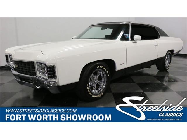 1971 Chevrolet Caprice (CC-1293925) for sale in Ft Worth, Texas