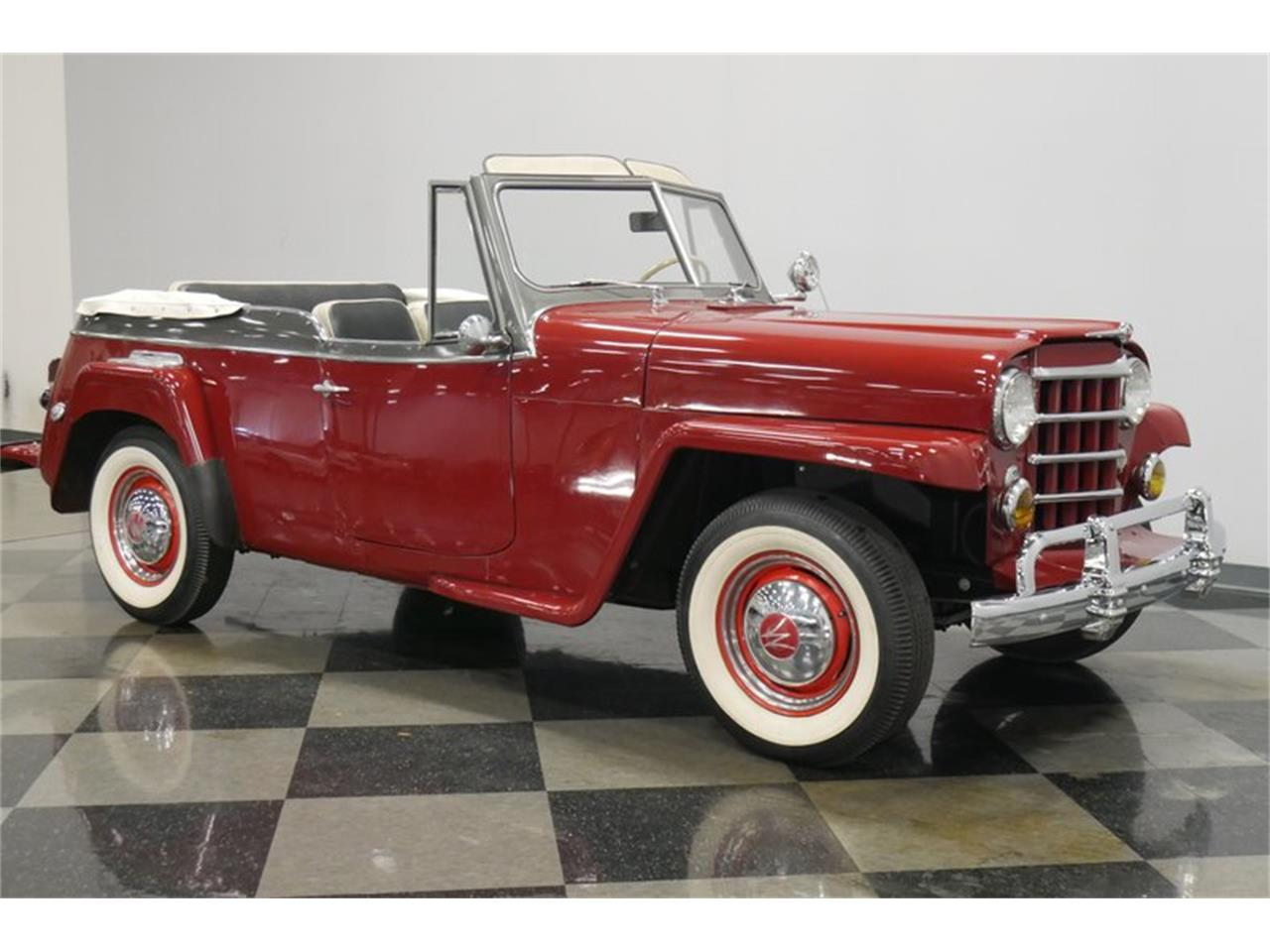1950 Willys Jeepster (CC-1293942) for sale in Lavergne, Tennessee
