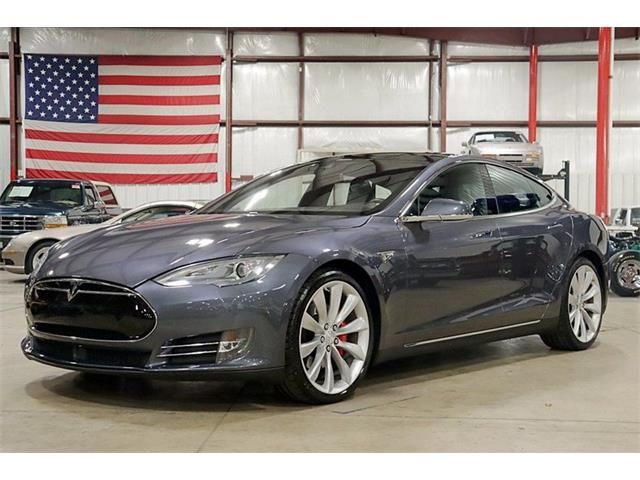 2014 Tesla Model S (CC-1293945) for sale in Kentwood, Michigan