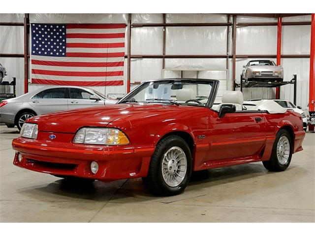 1988 Ford Mustang (CC-1293961) for sale in Kentwood, Michigan