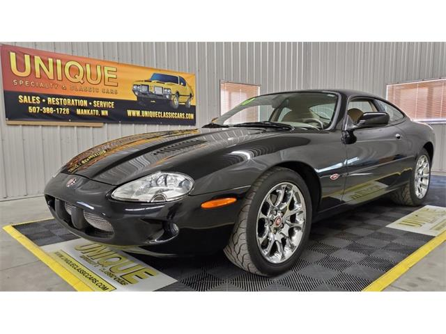2000 Jaguar XKR (CC-1293992) for sale in Mankato, Minnesota