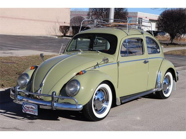 1960 Volkswagen Beetle (CC-1293993) for sale in Alsip, Illinois