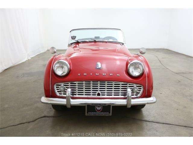 1959 Triumph TR3 (CC-1294002) for sale in Beverly Hills, California