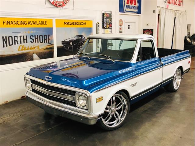 1970 Chevrolet Pickup (CC-1294005) for sale in Mundelein, Illinois