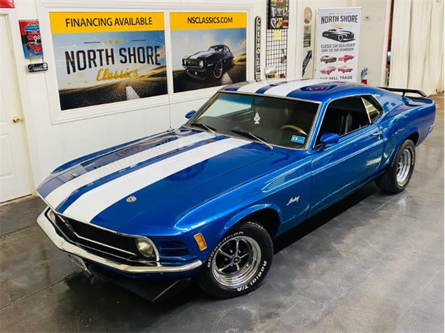 1970 Ford Mustang (CC-1294006) for sale in Mundelein, Illinois