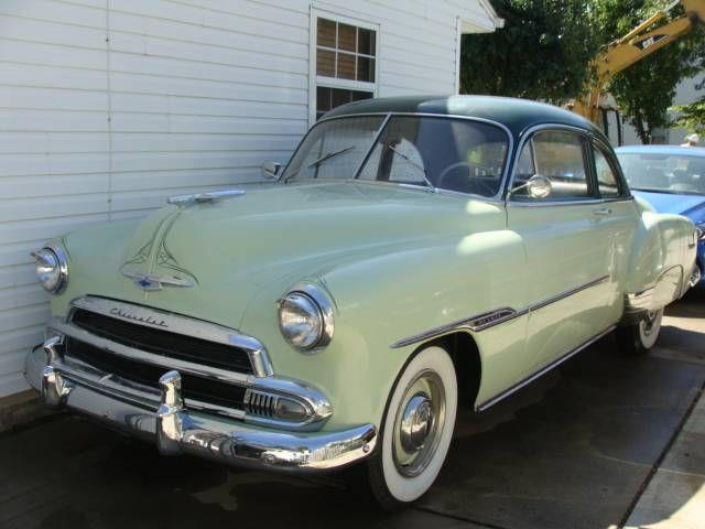 1951 Chevrolet Styleline (CC-1294008) for sale in West Pittston, Pennsylvania