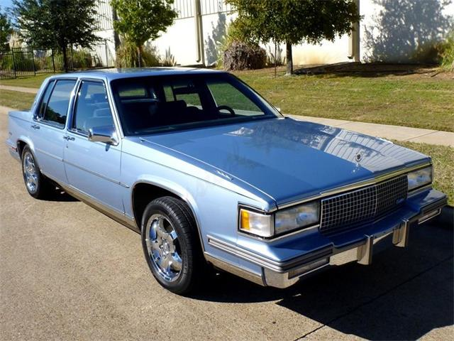 1987 Cadillac DeVille (CC-1294012) for sale in Arlington, Texas