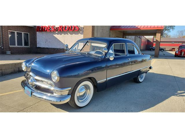 1950 Ford Tudor (CC-1294013) for sale in Annandale, Minnesota