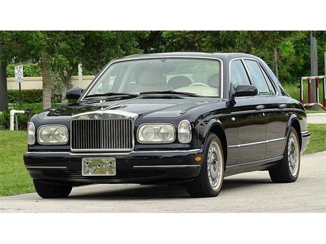 2000 Rolls-Royce Silver Seraph (CC-1294020) for sale in Punta Gorda, Florida