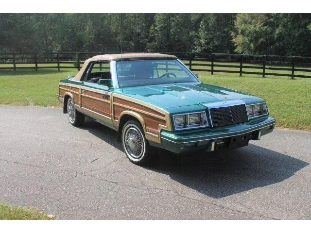1984 Chrysler LeBaron (CC-1294081) for sale in Raleigh, North Carolina