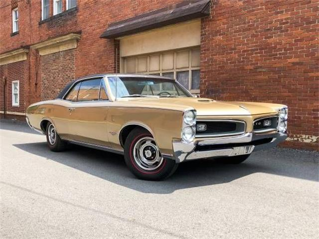 1966 Pontiac GTO (CC-1294090) for sale in Cadillac, Michigan