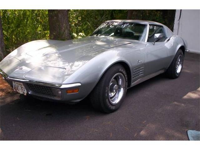 1971 Chevrolet Corvette (CC-1294100) for sale in Cadillac, Michigan