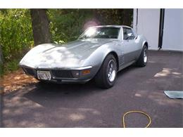 1971 Chevrolet Corvette (CC-1294100) for sale in Cadillac, Michigan