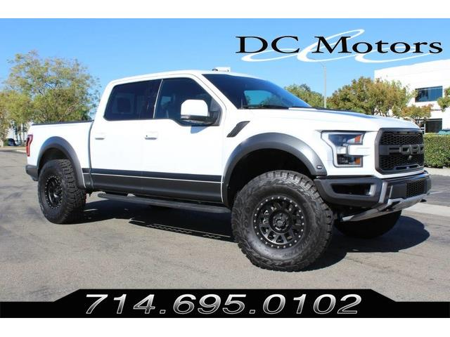 2018 Ford F150 (CC-1294110) for sale in Anaheim, California