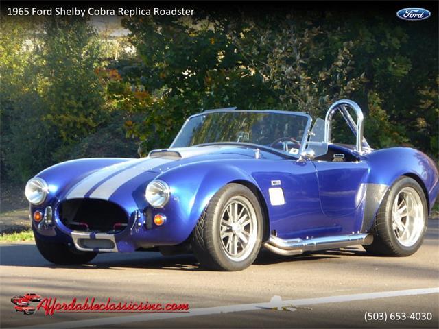 1965 Ford Shelby Cobra (CC-1294113) for sale in Gladstone, Oregon