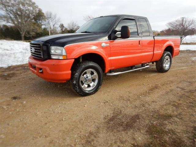 2004 Ford F250 (CC-1294115) for sale in Clarence, Iowa