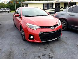 2016 Toyota Corolla (CC-1294118) for sale in Tavares, Florida