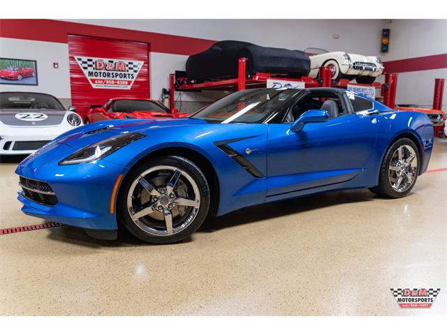 2014 Chevrolet Corvette (CC-1294119) for sale in Glen Ellyn, Illinois