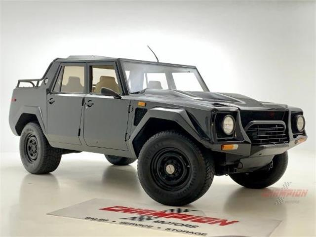 1989 Lamborghini LM002 (CC-1294130) for sale in Syosset, New York