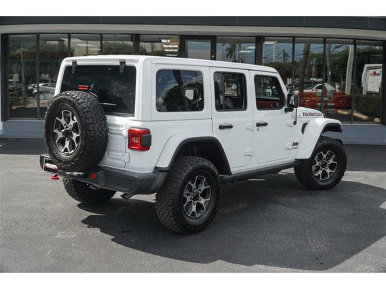 2018 Jeep Wrangler (CC-1294131) for sale in Miami, Florida