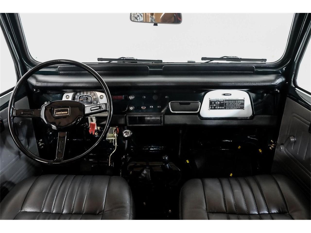 1981 Toyota Land Cruiser FJ (CC-1294136) for sale in Carrollton, Texas