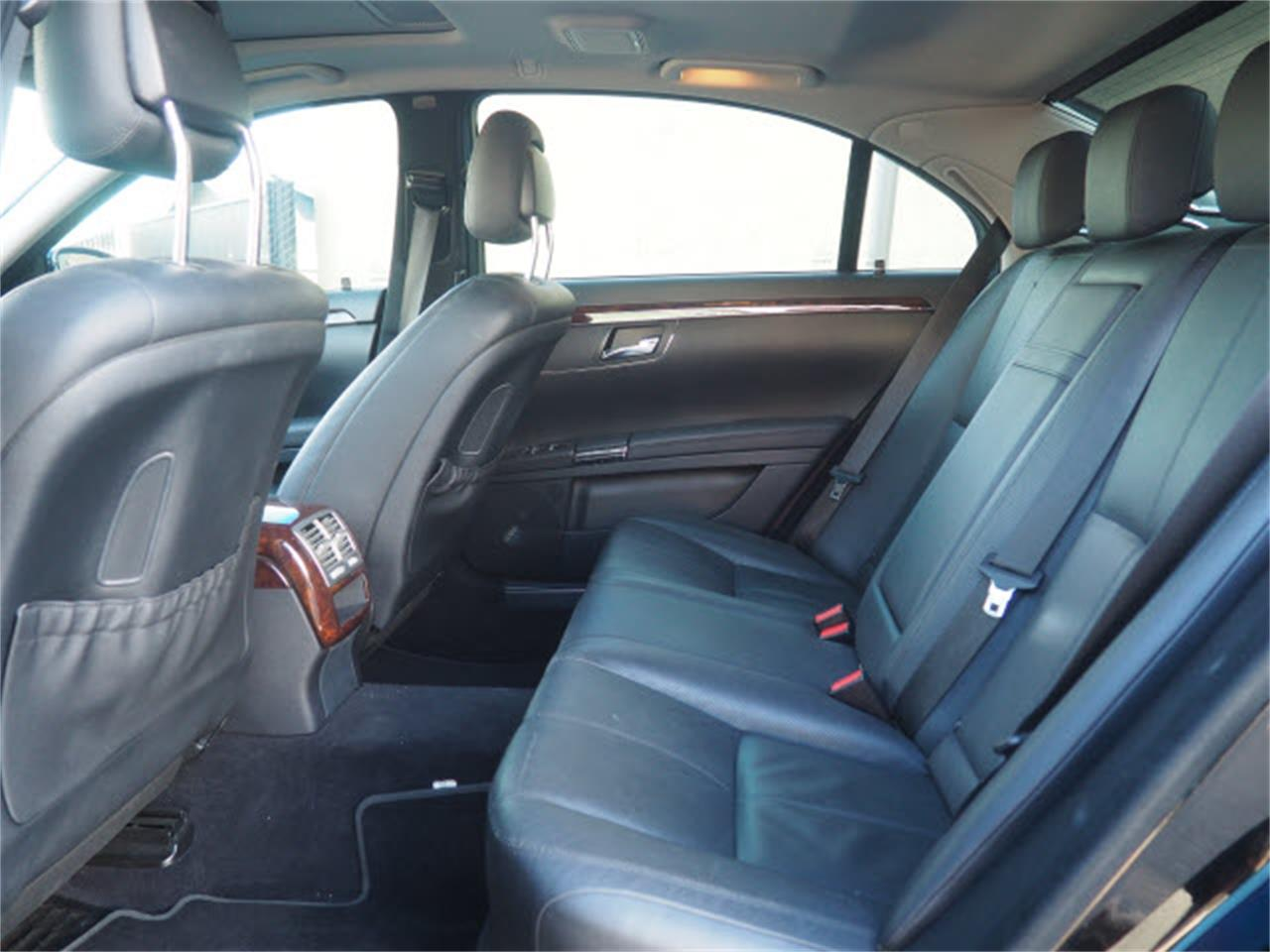 2009 Mercedes-Benz S-Class (CC-1294140) for sale in Tacoma, Washington