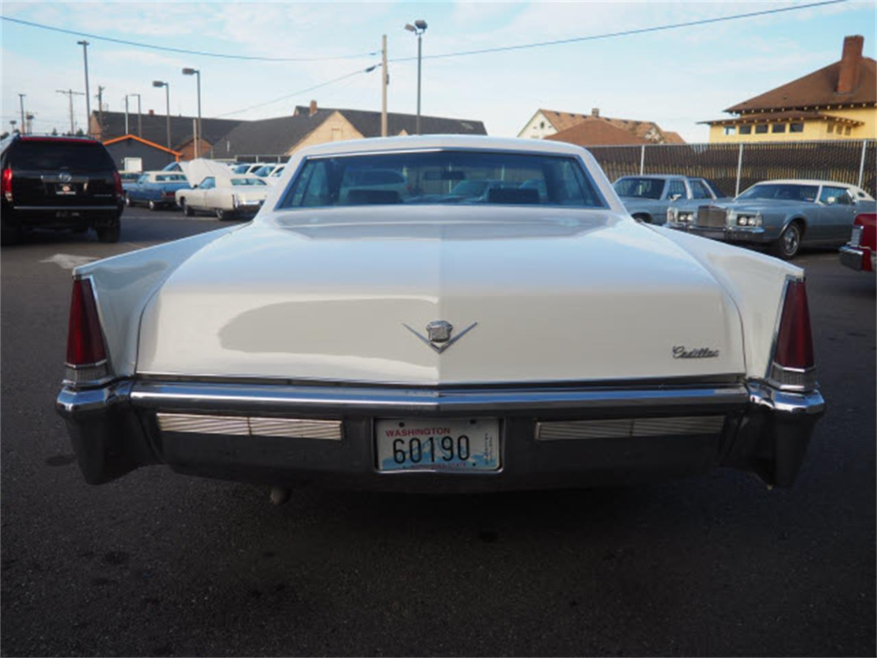 1969 Cadillac Coupe DeVille (CC-1294141) for sale in Tacoma, Washington