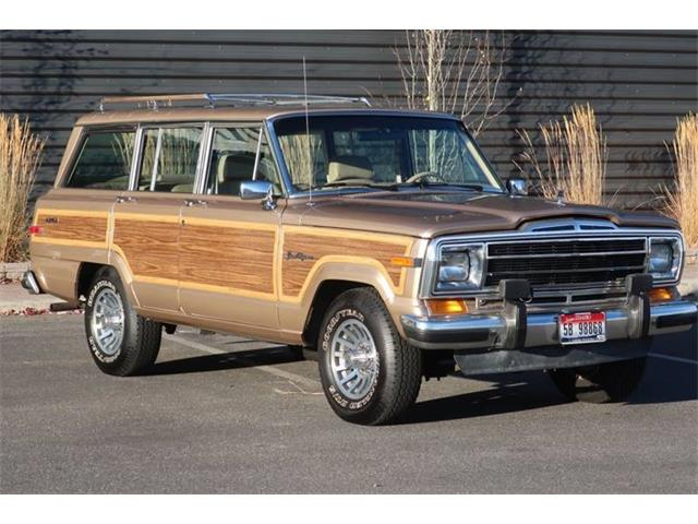 1990 Jeep Grand Wagoneer (CC-1294145) for sale in Hailey, Idaho