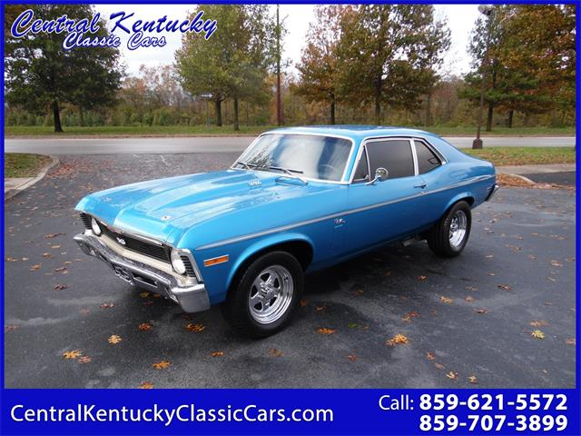 1970 Chevrolet Nova (CC-1294151) for sale in Paris , Kentucky