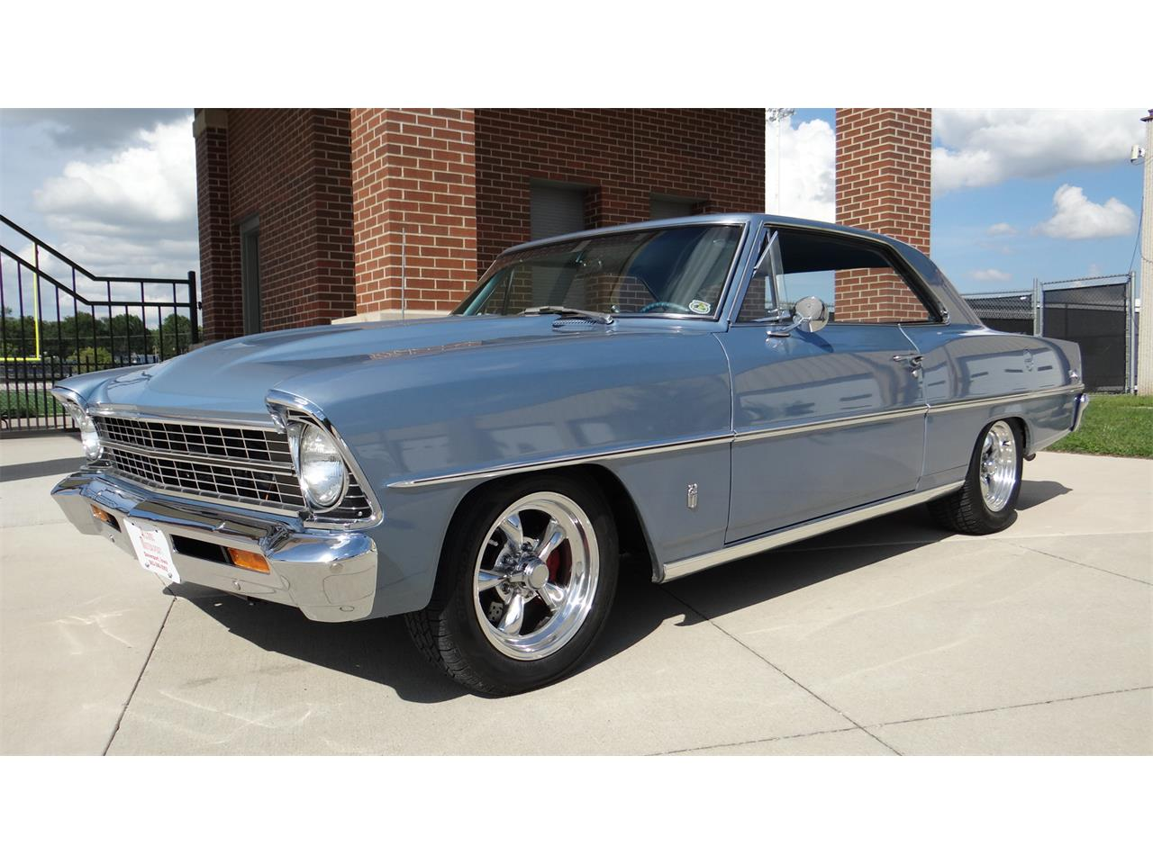 1967 Chevrolet Chevy II Nova (CC-1294164) for sale in Davenport, Iowa