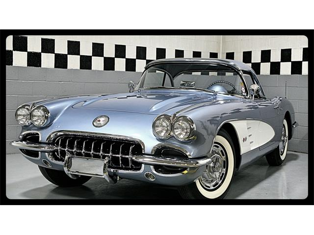 1959 Chevrolet Corvette (CC-1294172) for sale in Old Forge, Pennsylvania