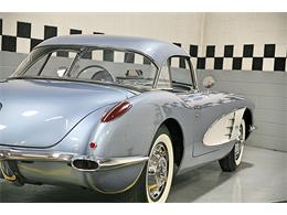 1959 Chevrolet Corvette (CC-1294172) for sale in Old Forge, Pennsylvania