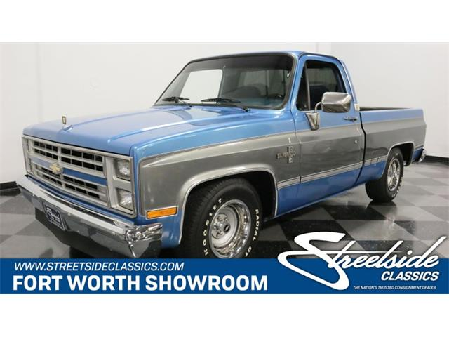 1987 Chevrolet C10 (CC-1294182) for sale in Ft Worth, Texas