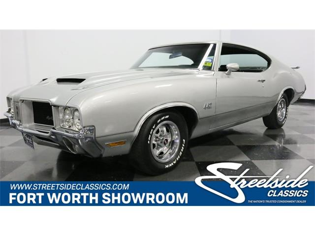 1971 Oldsmobile Cutlass (CC-1294183) for sale in Ft Worth, Texas