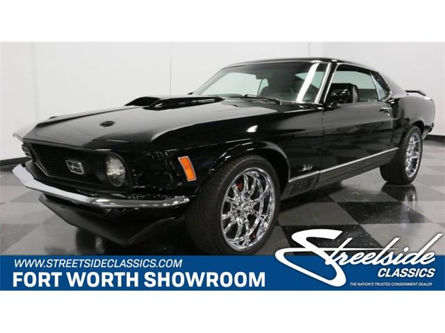 1970 Ford Mustang (CC-1294186) for sale in Ft Worth, Texas