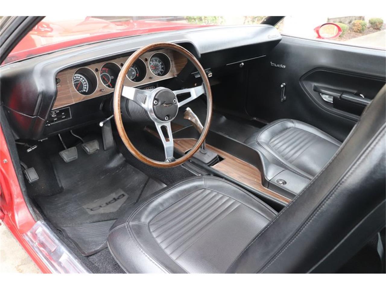 1970 Plymouth Cuda (CC-1294208) for sale in Alsip, Illinois