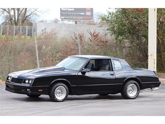 1986 Chevrolet Monte Carlo (CC-1294211) for sale in Alsip, Illinois