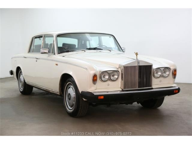 1981 Rolls-Royce Silver Shadow II (CC-1294213) for sale in Beverly Hills, California