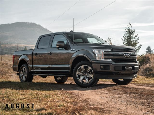 2018 Ford F150 (CC-1294223) for sale in Kelowna, British Columbia