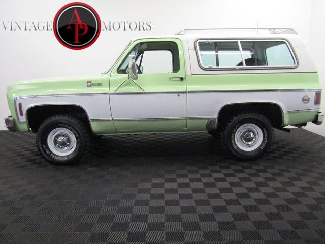 1976 Chevrolet Blazer (CC-1294226) for sale in Statesville, North Carolina