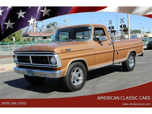 1972 Ford F250 (CC-1294236) for sale in La Verne, California