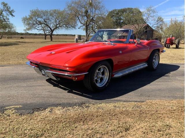 1964 Chevrolet Corvette (CC-1294240) for sale in Fredericksburg, Texas