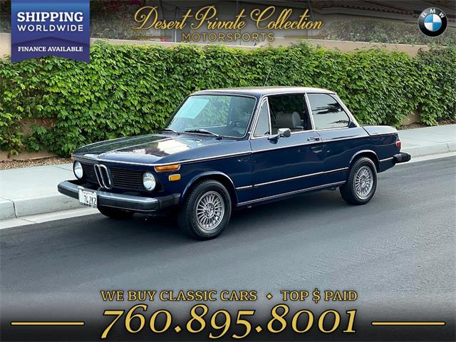 1974 BMW 2002 (CC-1294250) for sale in Palm Desert , California